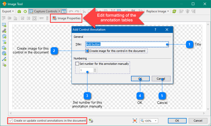 Updating existing annotation tables